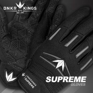 Bunker Kings Supreme Handschuh Stealth Grey 7