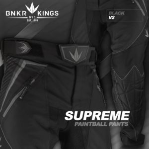 Bunker Kings V2 Supreme Pants Black 7