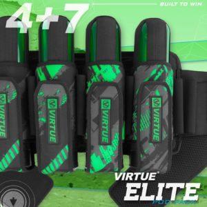 Virtue Elite Battlepack 4+7 Graphic Lime 6