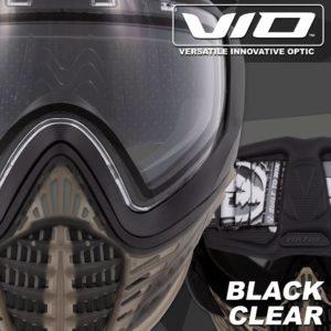Virtue Vio Contour II - Black Clear 22