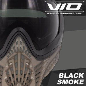 Vio XS II Maske Black Smoke 23