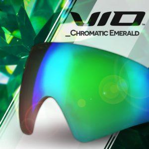 Vio Lens Chromatic Emerald 8