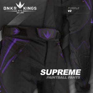 Bunker Kings V2 Supreme Pants Purple 1
