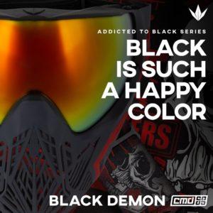 BunkerKings CMD Maske Black Demon 4