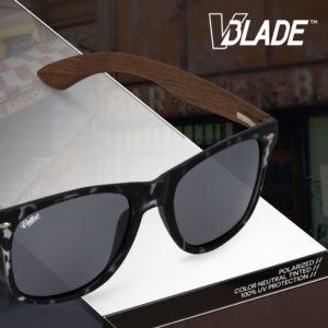 Virtue V-BladeSonnenbrille Dark Walnut Tortoise 1