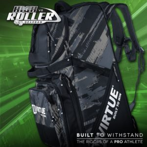 Virtue High Roller V3 Graphic Black (Gearbag) 1