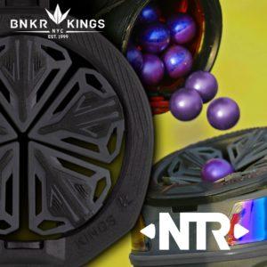 BUNKERKINGS NTR SPEED FEED - SPIRE III/IR/280 - BLACK 14