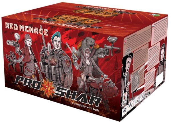Pro Shar – Red Menace Scenario Paint 1